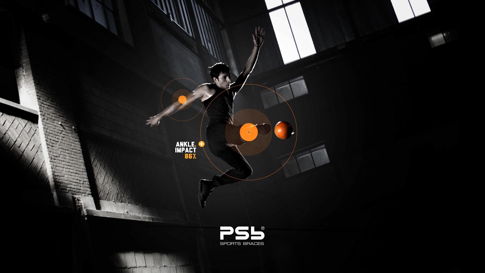 homeSlide - PSB sportbraces